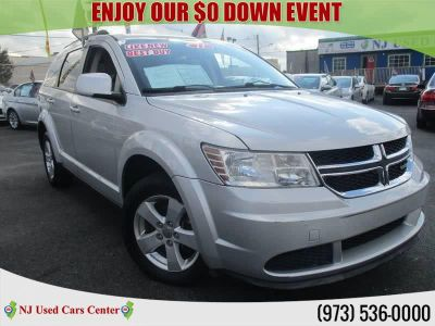 2011 Dodge Journey Mainstreet (Silver)
