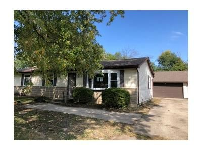 3 Bed 1.1 Bath Foreclosure Property in Morris, IL 60450 - Susan St