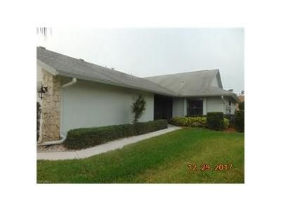 3 Bed 2 Bath Foreclosure Property in Naples, FL 34104 - Fox Glen Dr