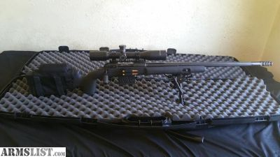 For Sale: Savage Model 10 Scp 308