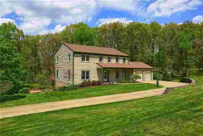 109 Sturbridge Ln Adams Township Five BR, Serenity abounds in