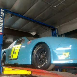 Race Car Factory Spec Late Model