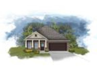 The Oakdale II A by DSLD Homes - Alabama: Plan to be Built