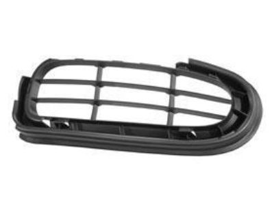 Find Front Bumper Grille, Left, Porsche Boxster, 986.505.553.01.01C, (97-02) motorcycle in Pasadena, California, US, for US $47.62