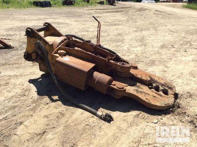 LaBounty UP40 Hydraulic Shear - Fits Cat 330 Excavator