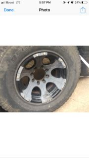 4tire for a f250