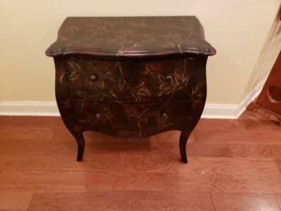 Nice Chest With Two Drawers!