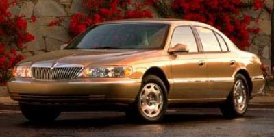 1998 Lincoln Continental Base (Tan)