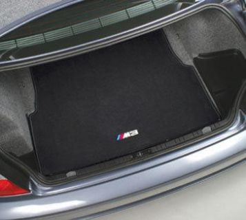 Sell Genuine BMW 3 Series Embroidered Carpet Trunk Mat M3 Convertible (2008-2013) motorcycle in Roswell, Georgia, US, for US $75.00
