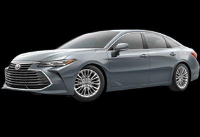 2019 Toyota Avalon Limited (Harbor Gray Metallic)