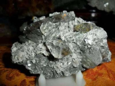 Gorgeous and Beautiful Large Smokey Herkimer Diamond Quartz Crystal Cl