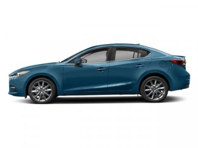 2018 Mazda MAZDA3 4-Door Grand Touring (Eternal Blue Mica)