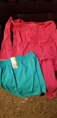 Size 8 girls clothing