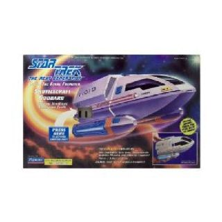 $20 Star Trek Shuttlecraft Goddard by Playmates