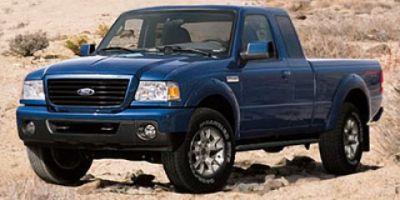 2009 Ford Ranger XL (White)