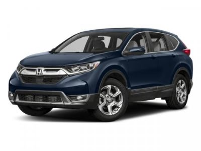 2017 Honda CR-V EX-L (Gray)