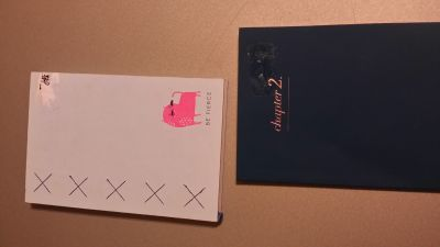 2 journals (both for $1.00)