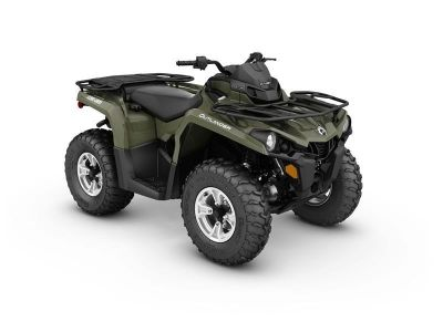 2017 Can-Am Outlander DPS 450 Utility ATVs Massapequa, NY
