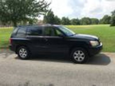 2003 Toyota Highlander for Sale by Owner