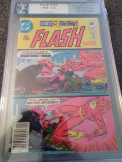 Flash #313 (1982) PGX