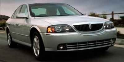 2003 Lincoln LS Base ()