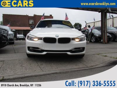 2015 BMW 3-Series 4dr Sdn 328i RWD South Africa (White)
