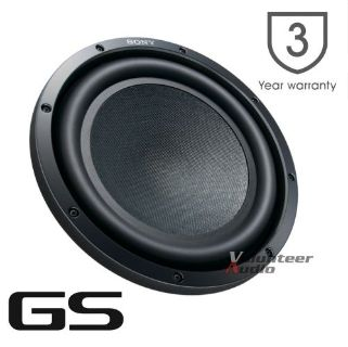 "Purchase Sony Speaker Subwoofer Dual Voice Coil 12"" 4 Ohm 520W 3Y Warr Peak XSGSW121D motorcycle in Oliver Springs, Tennessee, United States, for US $149.99"