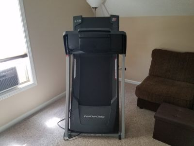 Like New, Folding, Strong Treadmill