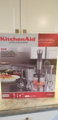 KitchenAid 5 Speed Hand - Immersion Blender/Mixer