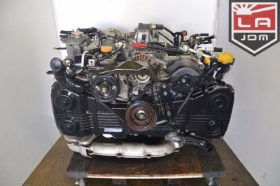 Find JDM 02 03 04 05 Subaru Impreza WRX EJ205 Turbo Engine EJ20 2.0L Forester Motor motorcycle in Wilmington, California, United States, for US $1,399.00