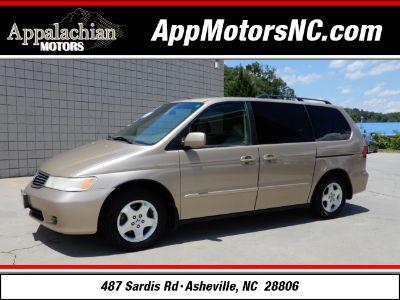 2001 Honda Odyssey EX (Beige)