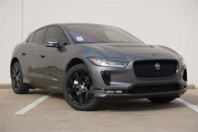 2019 Jaguar I-Pace (gray)