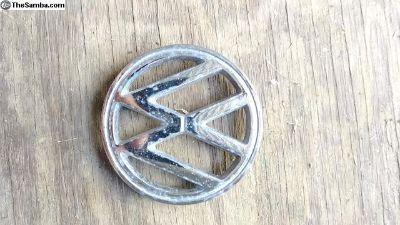 Chorme Hood Emblem