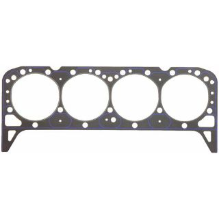 "Buy Fel-Pro 1074 Head Gasket Chevy Small Block LT1 LT4 4.125"" Bore .039"" Thickness motorcycle in Suitland, Maryland, US, for US $67.83"