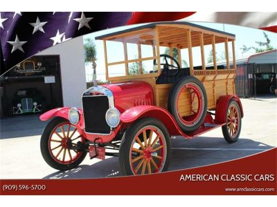 1922 Ford Antique