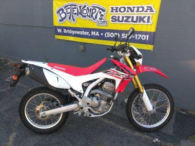 2015 Honda CRF 250L Dual Purpose Motorcycles West Bridgewater, MA