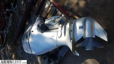 For Sale/Trade: 135 Honda outboard