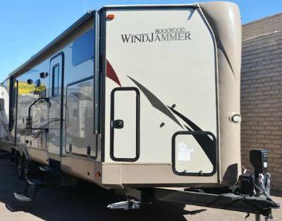 2018 Rockwood Windjammer 3006WK