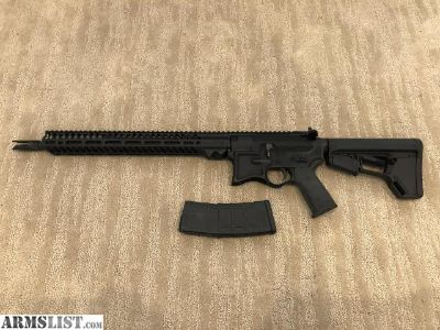 For Sale: Pristine Seekins Precision AR-15