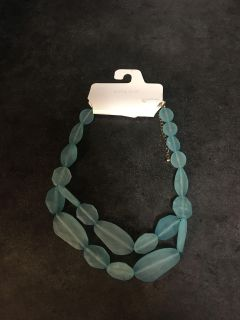 New turquoise necklace