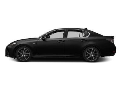 2018 Lexus GS ORT (Obsidian)