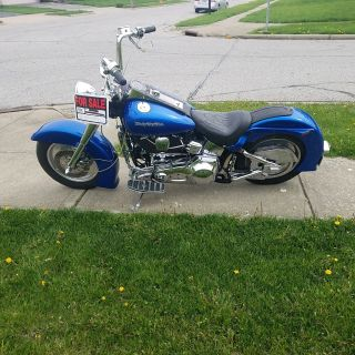 1995 Harley-Davidson FAT BOY