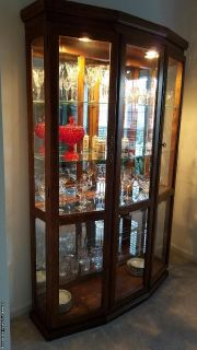 Curio Cabinet/ China cabinet
