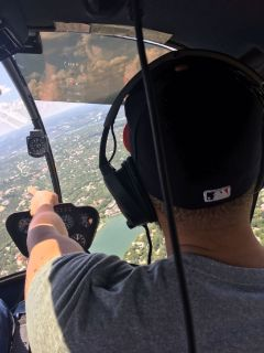 $40.00 HELICOPTER RIDES