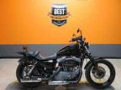 2008 Harley-Davidson Sportster 1200 Nightster - XL1200N - 69,768 Miles - Black
