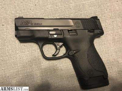 For Sale: Smith &Wesson M&P Shield .40