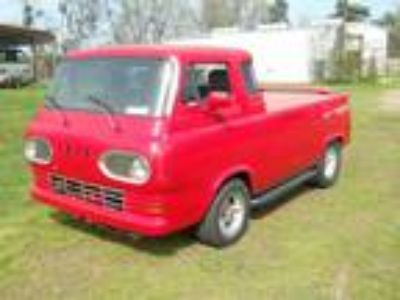 1966 Ford Econoline Pickup Truck Custom