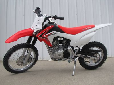 2018 Honda CRF125F Competition/Off Road Motorcycles Ottawa, OH
