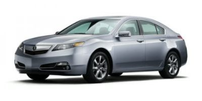 2014 Acura TL w/ Technology Package (White)