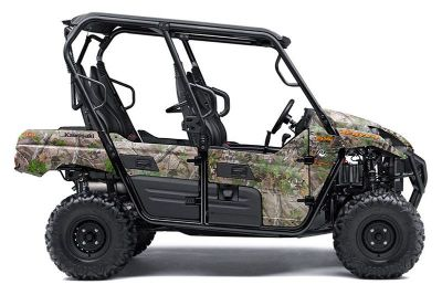 2018 Kawasaki Teryx4 Camo Utility SxS San Jose, CA